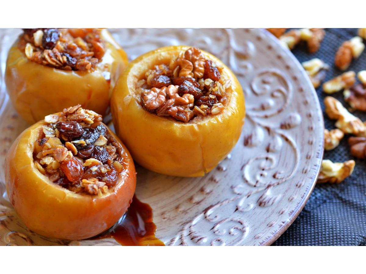 Рецепт Печёных яблок