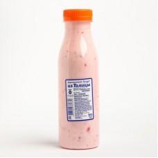 Йогурт питьевой МАЛИНА из Талицы 0,35л 3,0%