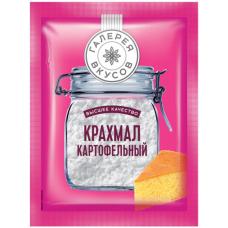 Крахмал картофельный Галерея Вкусов 100 гр