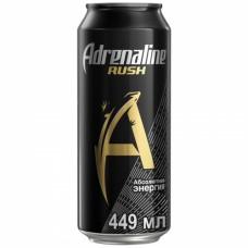 Напиток энергетический Adrenalin Rush 0,449 л