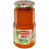 Икра кабачковая Пиканта 520 гр