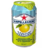 Напиток газированный грейпфрут S.Pellegrino 0,33 л